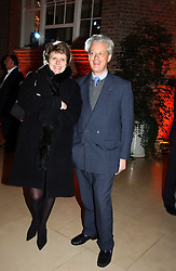 LORD & LADY KENILWORTH at a party to celebrate the 2nd anniversary of Quintessentially magazine held at Asprey, Bond Street, London on 24th February 2005.<br /><br />NON EXCLUSIVE - WORLD RIGHTS