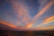 Beautiful Sunset over Newport Beach
