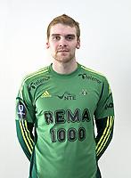 Fotball , Tippeligaen 2013 , Elitesereien<br /> , portrett , portretter<br /> Rosenborg<br /> Erik Mellevold Bråthen