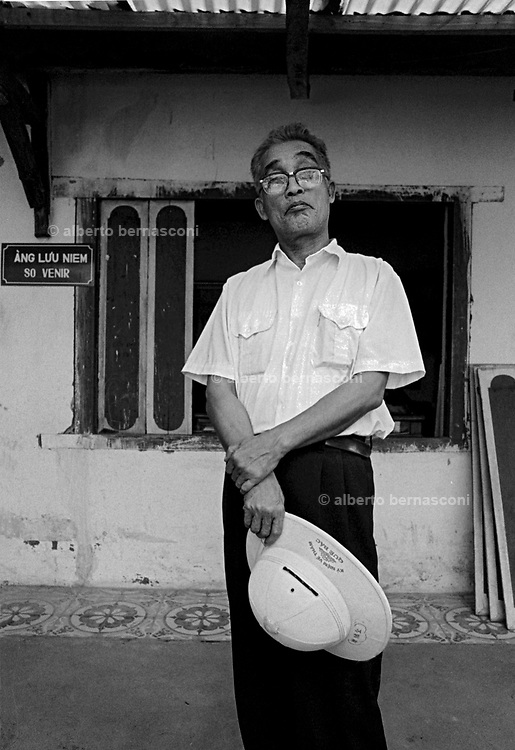 Vietnam, Dien Biem Phu: vietnamese veteran in the independecy war against french.