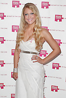 LONDON - October 13: Camilla Kerslake at the Pink Ribbon Ball 2012 (Photo by Brett D. Cove)