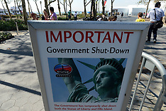 OCT 01 2013 U.S. Government Shutdown