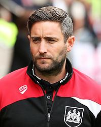 Bristol City head coach Lee Johnson  - Mandatory by-line: Matt McNulty/JMP - 10/09/2016 - FOOTBALL - Aesseal New York Stadium - Rotherham, England - Rotherham United v Bristol City - Sky Bet Championship
