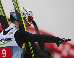 04.01.2013, Bergisel Schanze, Innsbruck, AUT, FIS Ski Sprung Weltcup, 61. Vierschanzentournee, Bewerb, im Bild Simon Ammann (SUI) // Simon Ammann of Switzerland during Competition of 61th Four Hills Tournament of FIS Ski Jumping World Cup at the Bergisel Schanze, Innsbruck, Austria on 2013/01/04. EXPA Pictures © 2012, PhotoCredit: EXPA/ Juergen Feichter