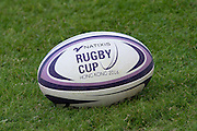 The Natixis Cup rugby match between French team Racing 92 and New Zealand team Otago Highlanders at Sui San Wan Stadium in Hong Kong