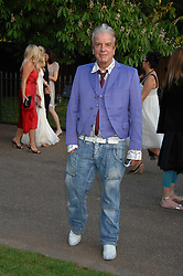 NICKY HASLAM at the annual Serpentine Gallery Summer Party in association with Swarovski held at the gallery, Kensington Gardens, London on 11th July 2007.<br /><br />NON EXCLUSIVE - WORLD RIGHTS