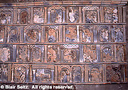 Ornamental Tiles, New World Stories, Henry Chapman Mercer, Moravian Pottery and Tile Works, Doylestown, Bucks Co., PA