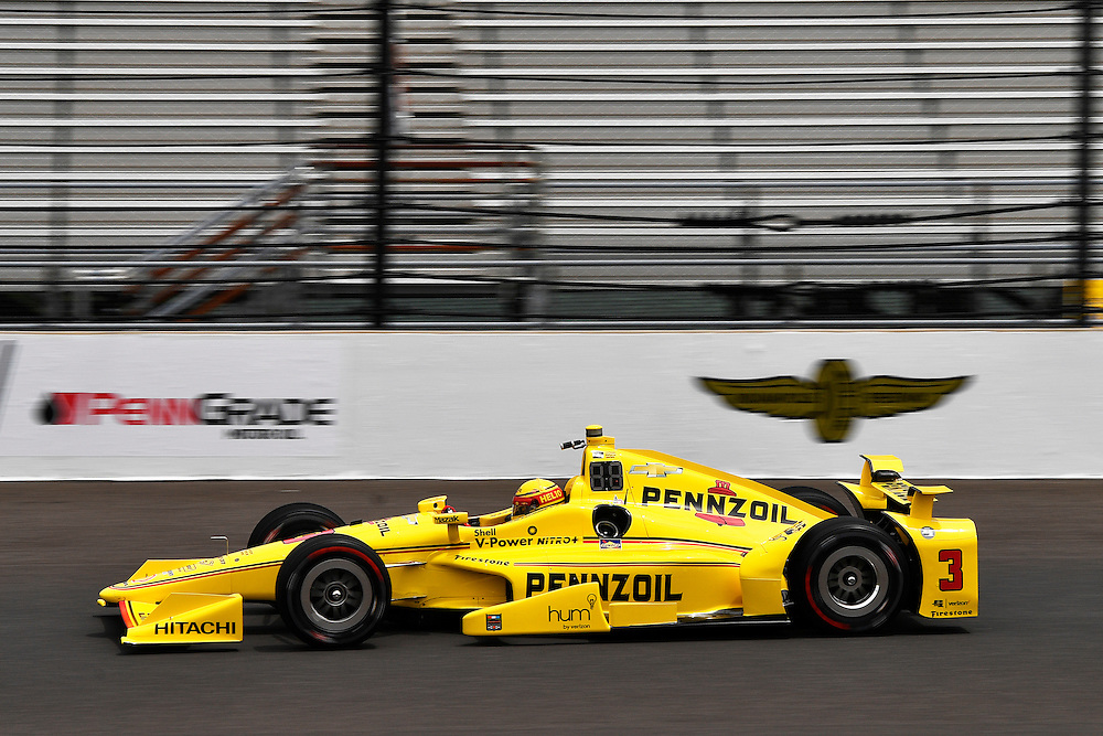 12-14 May, 2016, Indianapolis, Indiana, USA<br /> Helio Castroneves<br /> &copy;2016, Scott R LePage <br /> LAT Photo USA