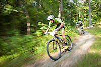2014 Guts Gravel & Glory bike race at Pocahontas State Park