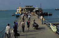 Hong Kong. the  commuters (expat) Lama Island