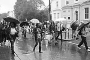 Notting Hill carnival, Bank Holiday Sunday, August 2018