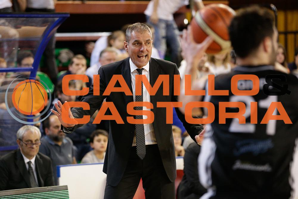 Sandro Dell'Agnello<br /> Germani Basket Brescia Leonessa - Pasta Reggia Juve Caserta<br /> Lega Basket Serie A 2016/2017<br /> Montichiari, 02/04/2017<br /> Foto Ciamillo-Castoria / M. Brondi