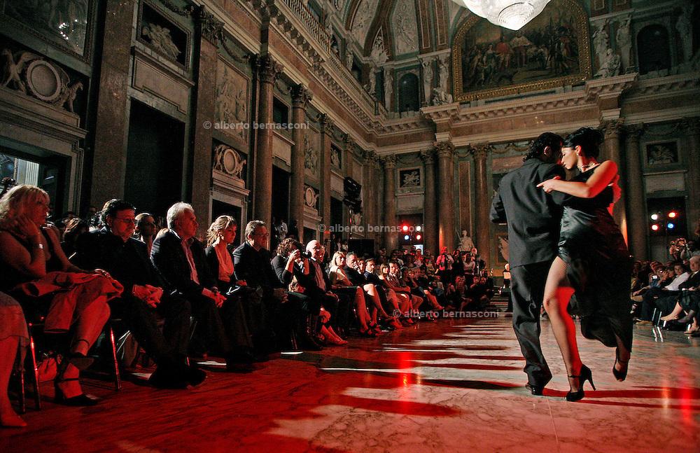 Italy, Genoa, Tango Festival: