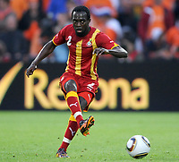 Fotball<br /> Ghana v Nederland<br /> 01.06.2010<br /> Foto: Witters/Digitalsport<br /> NORWAY ONLY<br /> <br /> Hans Sarpei<br /> Fussball Ghana