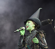 West End Live! 2016 <br /> Trafalgar Square, London, Great Britain <br /> 18th June 2016<br /> <br /> <br /> <br /> WICKED<br /> <br /> <br /> Photograph by Elliott Franks <br /> Image licensed to Elliott Franks Photography Services