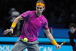 22.11.2010, Marriott Country Hall, London, ENG, ATP World Tour Finals, im Bild Nadal, Rafael (ESP). EXPA Pictures © 2010, PhotoCredit: EXPA/ InsideFoto/ Semedia +++++ ATTENTION - FOR AUSTRIA/AUT, SLOVENIA/SLO, SERBIA/SRB an CROATIA/CRO CLIENT ONLY +++++
