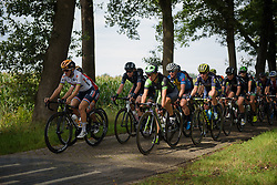 Rossella Ratto at the front during Boels Rental Ladies Tour Stage 2 a 132.8 km road race from Eibergen to Arnhem, Netherlands on August 30, 2017. (Photo by Sean Robinson/Velofocus)