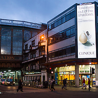 Clear Channel - Estee Lauder / Clinique Glasgow