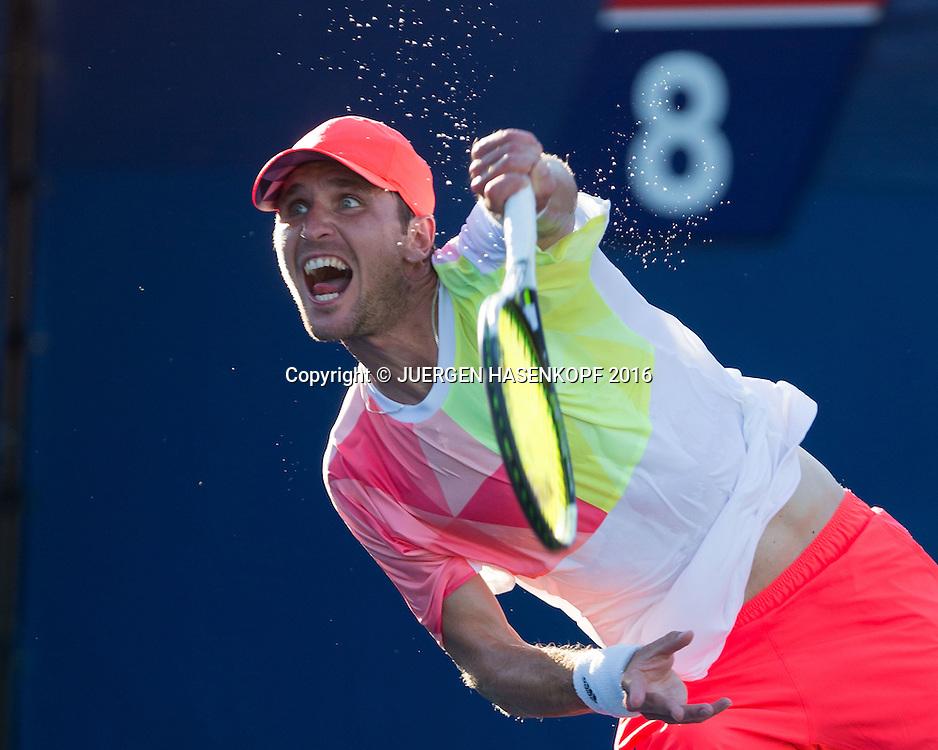 MISCHA ZVEREV (GER)<br /> <br /> Tennis - US Open 2016 - Grand Slam ITF / ATP / WTA -  Flushing Meadows - New York - New York - USA  - 29 August 2016.