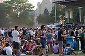 Chicago city, Pitchfork Crowd