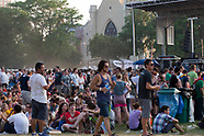 Chicago city, Pitchfork Crowd