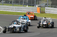 #3 Keith Ashworth Caterham Superlight R300-S during the BookaTrack.com Caterham Superlight R300 Championship at Oulton Park, Little Budworth, Cheshire, United Kingdom. August 13 2016. World Copyright Peter Taylor/PSP.