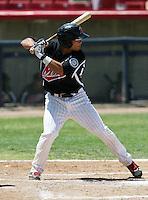 Baseball High Desert California League June 2014 LOPES Timmy Second Baseman