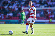 Doncaster Rovers midfielder Ben Sheaf (6) in action during the EFL Sky Bet League 1 match between Doncaster Rovers and Peterborough United at the Keepmoat Stadium, Doncaster, England on 21 September 2019.
