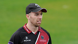 Somerset's Jack Leach - Photo mandatory by-line: Harry Trump/JMP - Mobile: 07966 386802 - 30/03/15 - SPORT - CRICKET - Pre Season Fixture - T20 - Somerset v Gloucestershire - The County Ground, Somerset, England.