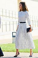091818 Spanish Royals visit Pulsed Lasers Center in VIllamayor