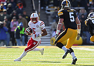 NCAA Football - Nebraska at Iowa - November 23, 2012