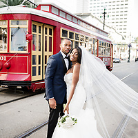 Jason & Courtney Wedding Photography Samples | Hyatt Regency and Sheraton New Orleans | 1216 Studio Wedding Photography