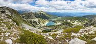 Yakurudki lakes in Rila Mountain