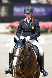 De Koeyer Jasmien, (NED), Tc Take It Easy<br /> Equine MERC Young Riders Team Test<br /> Dutch Championship Dressage - Ermelo 2015<br /> © Hippo Foto - Dirk Caremans<br /> 17/07/15