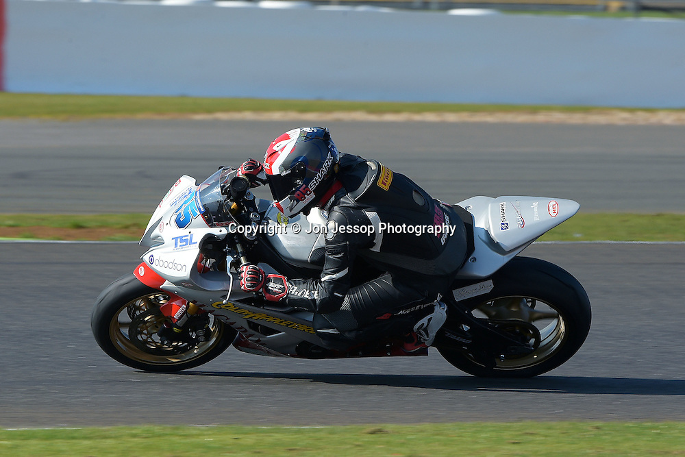 #85 Andrew Lund TSL Appleyard /Macadam & Doodson Yamaha Motorpoint British Superport