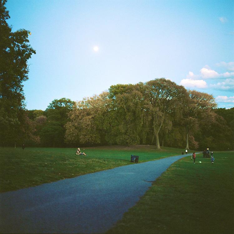 Prospect Park. Brooklyn, New York. 2010