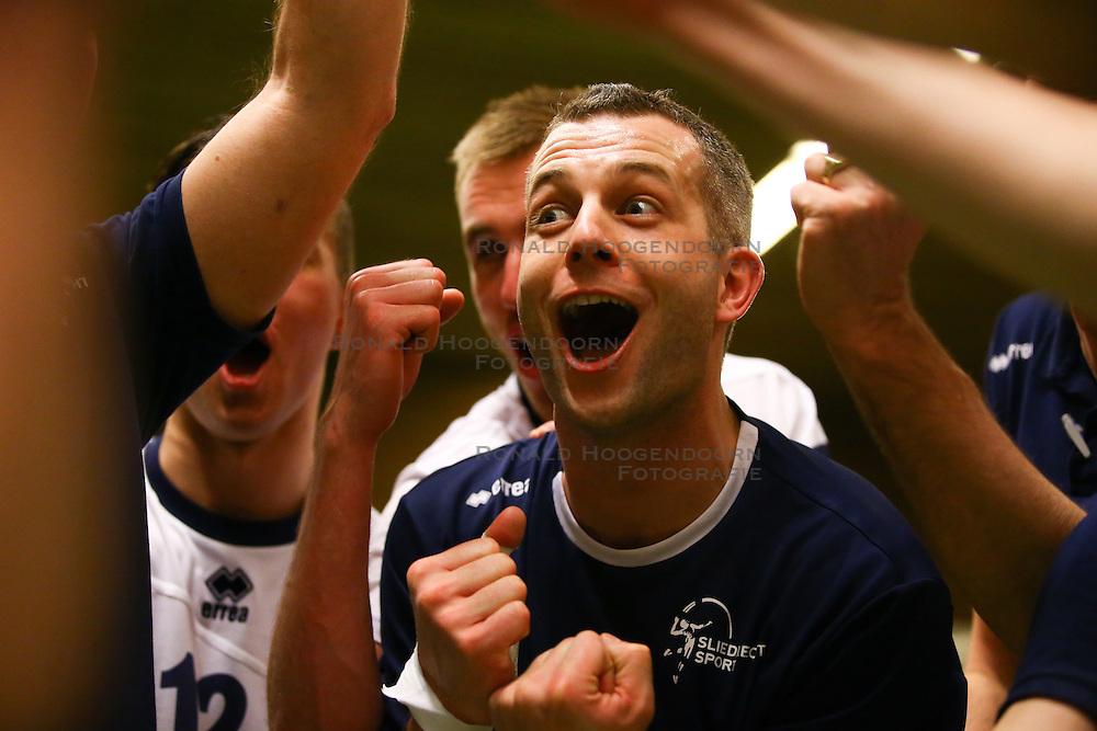 20160326 NED: Volleybal: Sliedrecht Sport - SV Dynamo 2, Sliedrecht  <br />Roy Kroon