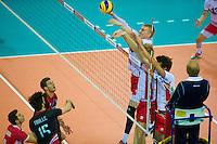CEV european league Denmark - Austria