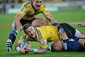 20140516 Super Rugby - Hurricanes v Highlanders