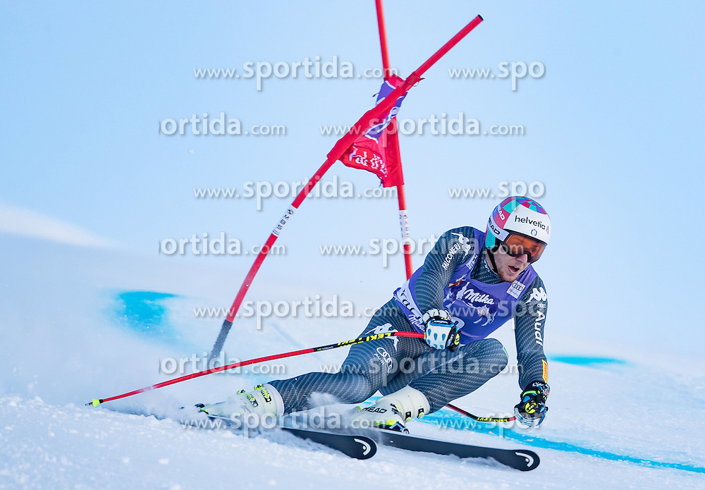 02.12.2016, Val d Isere, FRA, FIS Weltcup Ski Alpin, Val d Isere, Super G, Herren, im Bild Mattia Casse (ITA) // Mattia Casse of Italy in action during the race of men's SuperG of the Val d'Isere FIS Ski Alpine World Cup. Val d'Isere, France on 2016/02/12. EXPA Pictures © 2016, PhotoCredit: EXPA/ Johann Groder