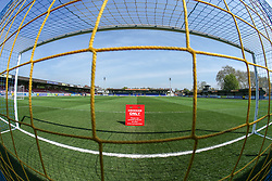 A general view of the stadium - Mandatory by-line: Arron Gent/JMP - 19/04/2019 - FOOTBALL - Cherry Red Records Stadium - Kingston upon Thames, England - AFC Wimbledon v Bristol Rovers - Sky Bet League One