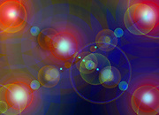 Effulgence #10 ~ The Universe Creating Creation ~ ©  Laurel Smith