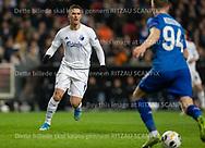 Pieros Sotiriou (FC København) under kampen i UEFA Europa League mellem FC København og Dynamo Kiev den 7. november 2019 i Telia Parken (Foto: Claus Birch / Ritzau Scanpix).
