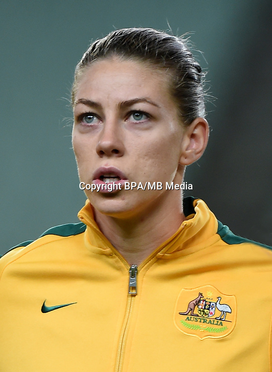 Fifa Woman's Tournament - Olympic Games Rio 2016 -  <br /> Australia National Team - <br /> Alanna Stephanie Kennedy