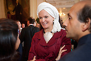 Emma Kitchener-Fellowes , Reception to launch American Ballet TheatreÕs  International Council in support of cross-cultural educational exchange and international touring.<br /> An educational exchange program between<br /> American Ballet Theatre and The Royal Ballet. Hosted by AMBASSADOR LOUIS B. SUSMAN, MRS. MARJORIE SUSMAN. Winfield House. Regents Park. London. 27 April 2010 *** Local Caption *** -DO NOT ARCHIVE-© Copyright Photograph by Dafydd Jones. 248 Clapham Rd. London SW9 0PZ. Tel 0207 820 0771. www.dafjones.com.<br /> Emma Kitchener-Fellowes , Reception to launch American Ballet Theatre's  International Council in support of cross-cultural educational exchange and international touring.<br /> An educational exchange program between<br /> American Ballet Theatre and The Royal Ballet. Hosted by AMBASSADOR LOUIS B. SUSMAN, MRS. MARJORIE SUSMAN. Winfield House. Regents Park. London. 27 April 2010