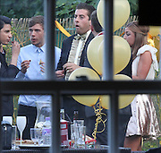 16.JUNE.2013. ESSEX<br /> <br /> TOWIE CAST MEMBERS ATTEND SAM FAIERS BEST FRIEND FEARNE AND BOYFRIEND CHARLIE'S GOLD THEMED PARTY TO CELEBRATE THEIR 3RD YEAR TOGETHER. <br /> <br /> BYLINE: EDBIMAGEARCHIVE.CO.UK<br /> <br /> *THIS IMAGE IS STRICTLY FOR UK NEWSPAPERS AND MAGAZINES ONLY*<br /> *FOR WORLD WIDE SALES AND WEB USE PLEASE CONTACT EDBIMAGEARCHIVE - 0208 954 5968*