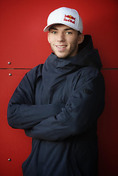 07.02.2019, Rouen, FRA, FIA, Formel 1, Red Bull, Fototermin, im Bild Pierre Gasly (FRA) // during the portrait photo shooting of formula 1 driver Pierre Gasly. EXPA Pictures © 2019, PhotoCredit: EXPA/ Pressesports/ Stephane Mantey<br /> <br /> *****ATTENTION - for AUT, SLO, CRO, SRB, BIH, MAZ, POL only*****