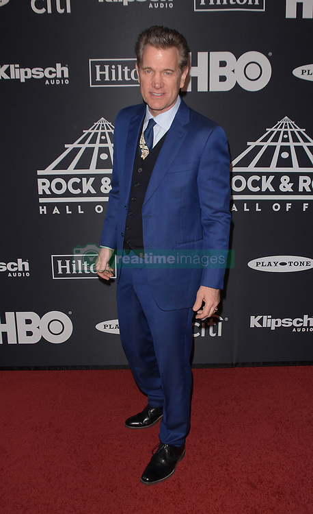 March 30, 2019 - Brooklyn, New York, USA - NEW YORK, NEW YORK - MARCH 29: Chris Isaak attends the 2019 Rock & Roll Hall Of Fame Induction Ceremony at Barclays Center on March 29, 2019 in New York City. Photo: imageSPACE (Credit Image: © Imagespace via ZUMA Wire)