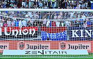 22-08-2009 Voetbal:Willem II:Heracles Almelo:Tilburg<br /> Reclameborden Willem II<br /> Foto: Geert van Erven