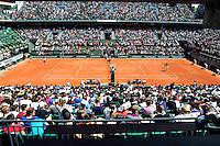 Ambiance - 23.05.2015 - Tennis - Journee des enfants - Roland Garros 2015<br /> Photo : David Winter / Icon Sport